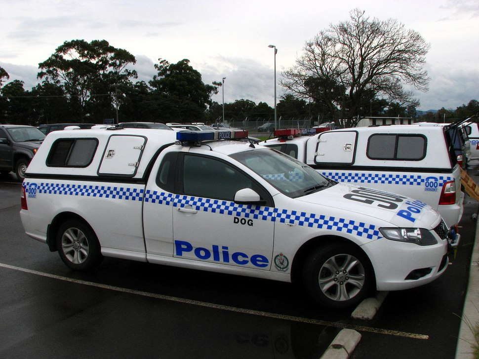 NSW police canine unit