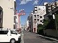 Nabeya-cho Dori 20140805.JPG