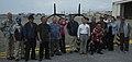 Nago City officials, Japanese media experience Osprey's capabilities 141016-M-DM081-004.jpg