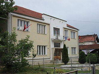 Blace - Image: Narodna biblioteka Rade Drainac, Blace 01