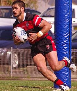 Nathan Peats Australian rugby league footballer