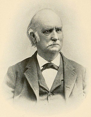Nathaniel B. Smithers - Frontispiece of 1899's Memoir of Nathaniel B. Smithers, by William T. Smithers.