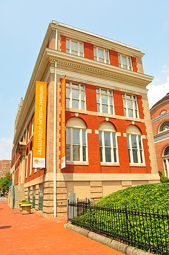 National Museum of Dentistry - National Museum of Dentistry in Baltimore, Maryland