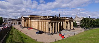 The Mound - The National Gallery of Scotland