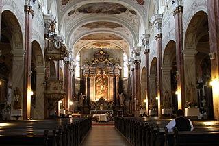 Saint Bartholomew Church, Gyöngyös, Hungary