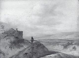 Rider in the Dunes