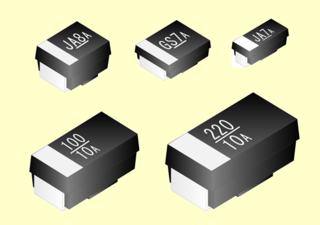 Niobium capacitor