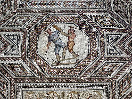 Nennig Mosaik