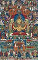 Nepal Thangka with Prajnaparamita.jpg