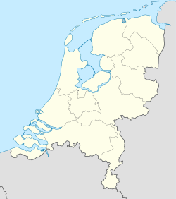 Hilversum is located in Uholanzi