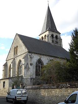 Église Notre-Dame-et-Saint-Fiacre de Neuilly-sous-Clermont