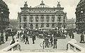 Neurdein et Cie, Paris – La Place de l'Opéra, ca. 1916.jpg