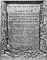 Nevills Memorial Plaque by Mary Abbott.jpg