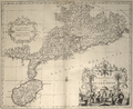 New Atlas of China, Chinese Tartary and Tibet WDL167.png