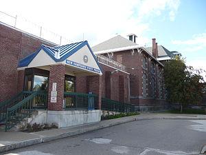 New Hampshire State Prison for Men - New Hampshire State Prison