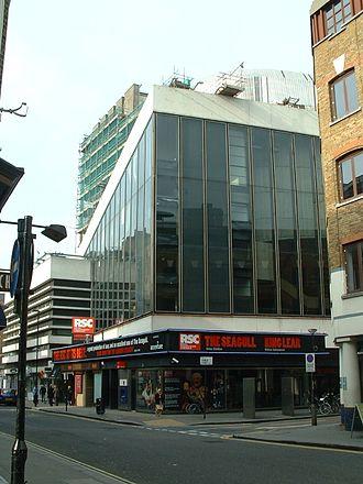 Gillian Lynne Theatre - Image: New London Theatre 2007 RSC
