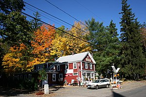 Newfields, New Hampshire - Image: Newfields nh country store