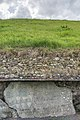 Newgrange (Brú na Bóinne) detail - Glebe, County Meath, Ireland - August 8, 2017 01.jpg