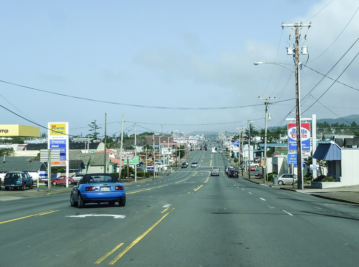 Newport, Oregon - Wikipedia