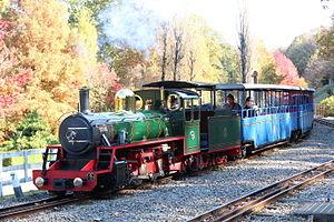 Shuzenji Romney Railway - Cumbria