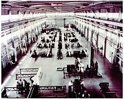 Nike Ajax assembly line