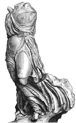 Nike of Paionios - 1889 drawing.jpg
