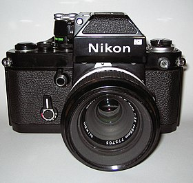 Image illustrative de l'article Nikon F2