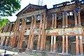Nimitita Rajbari ruined front facade 05.jpg