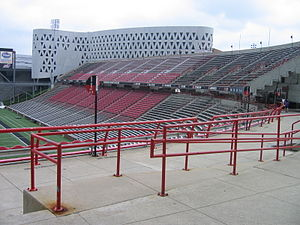 Nippert Stadium - East Stands 2008
