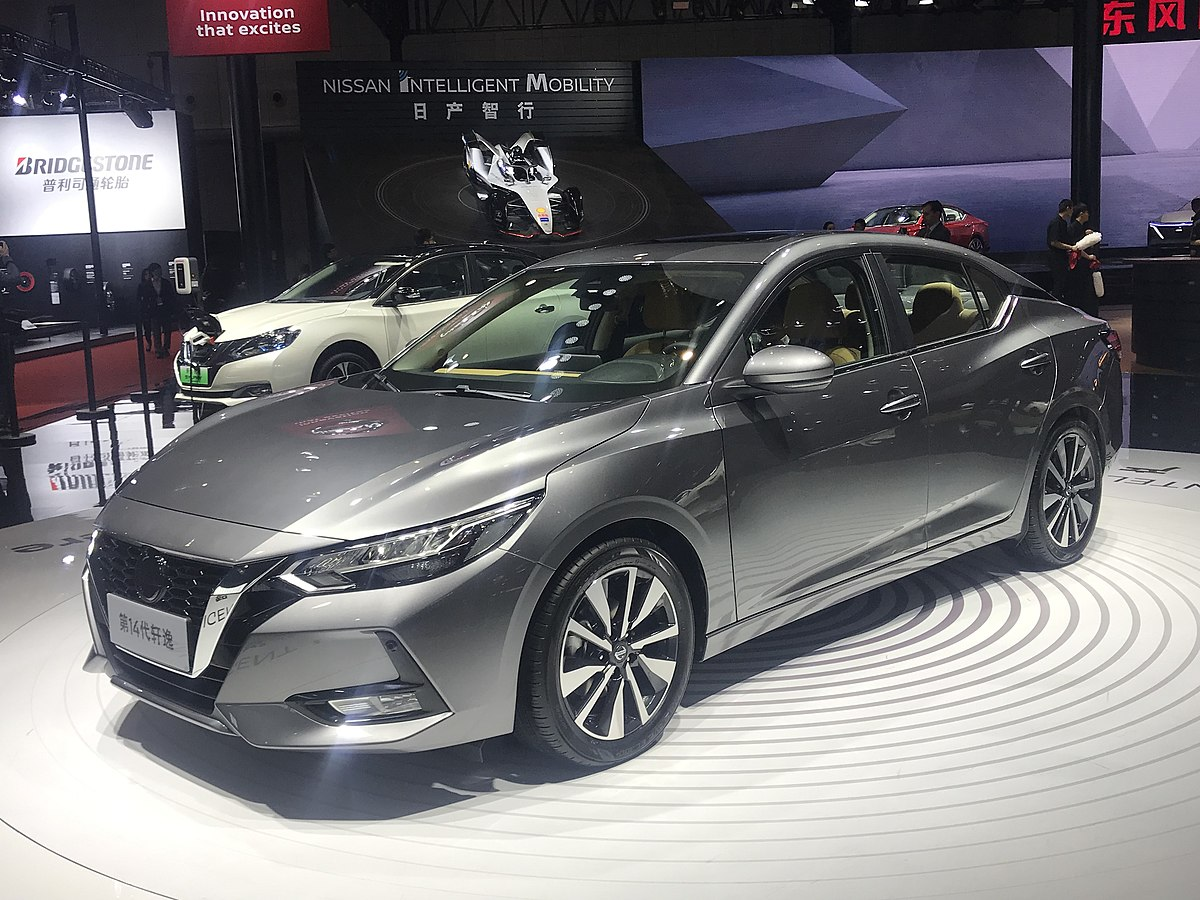 Nissan Sylphy - Wikipedia on