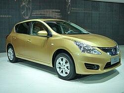 2nd-gen Nissan Tiida