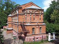 Nizhny Novgorod. Oktyabrskoy Revolyutsii St., 25 - Former church building (now it is kindergarten).jpg