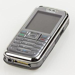 Nokia 6233 - Image: Nokia 6233 6016