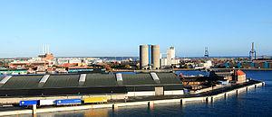 Port of Copenhagen - Nordhavnen