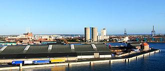 Copenhagen Malmö Port - Nordhavnen, Copenhagen