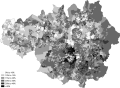 Noreligion Greater Manchester 2011 census.png