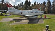 North American F-86D at McChord Air Museum side view.jpg
