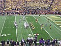 Northwestern vs. Michigan football 2012 07 (Northwestern on offense).jpg