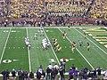 Northwestern vs. Michigan football 2012 07 (Northwestern on offense).jpg