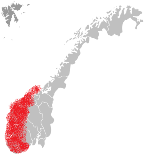Bible Belt (Norway) southwestern coastal area of Norway, with higher proportion of Christians