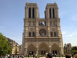 Notre Dame Cathedral, Paris.jpg