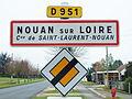 Nouan-sur-Loire-FR-41-panneau d'agglomération-2.jpg