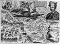 Noye vnd richtige abbildung so aus der Vngerischen Mappn gezochen vmb was Reuir Bargam vnd Gran offen vnd anderer vmbligerten Orten zu ersöhen ist auch die Briggen so die Tirgen gemacht LCCN2015652012.jpg