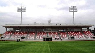 Estadio La Granja Sports venue in Chile