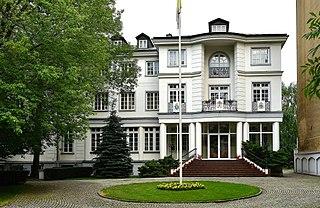 Apostolic Nunciature to Poland