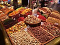 Nuts and spices at Mercat de Boqueria.jpg