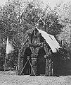 O'Sullivan, Timothy H. - Hauptquartier der 50. New York Pioniereinheit (Zeno Fotografie).jpg