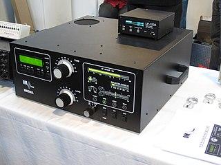 Valve RF amplifier