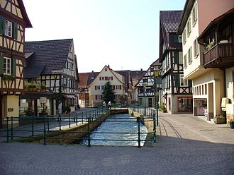 Oberkirch (Baden) - Image: Oberkirch Rench