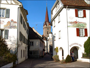 Radolfzell - Centre of the town